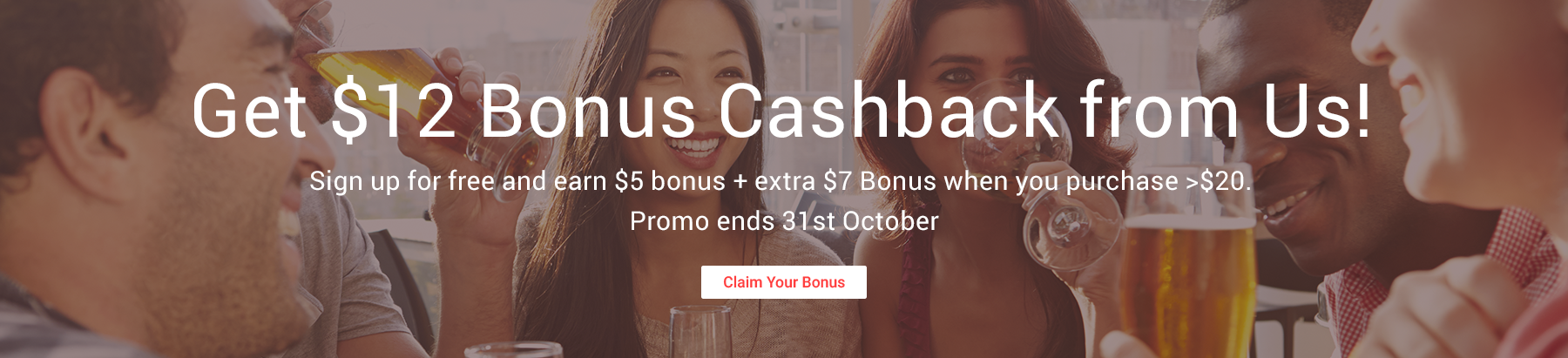 Here's a $5 Bonus from your friend!