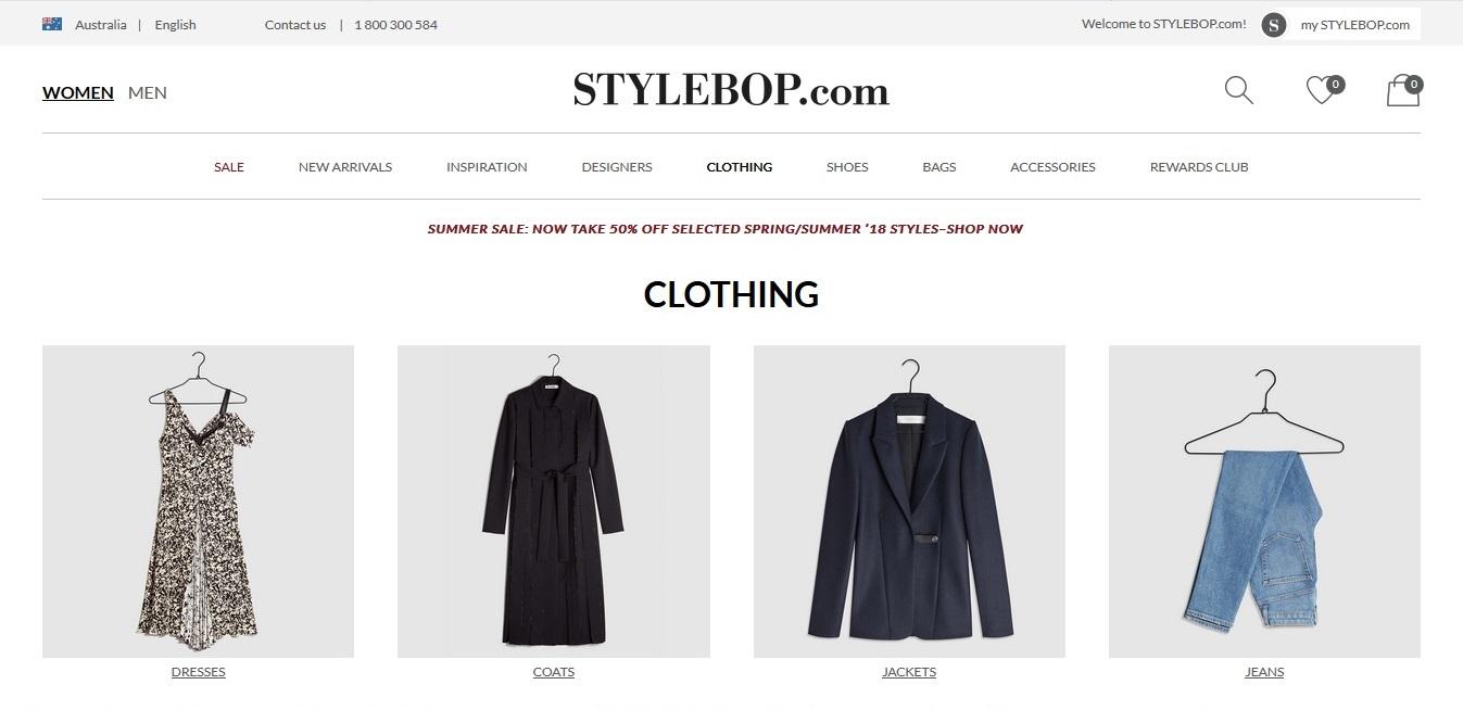 Stylebop Clothing