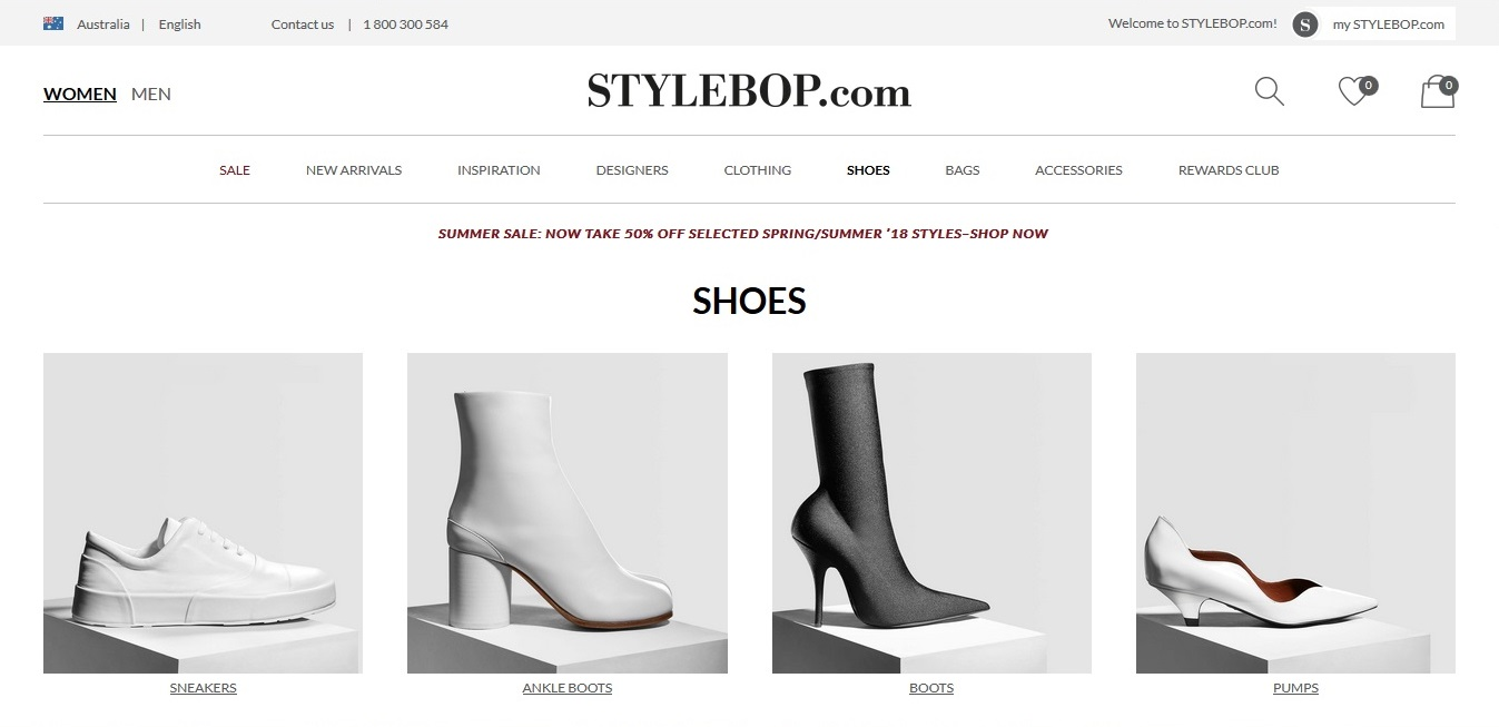Stylebop Shoes