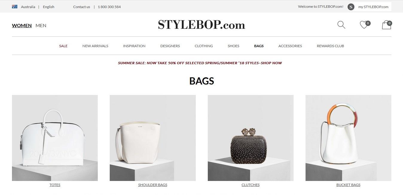 Stylebop Bags
