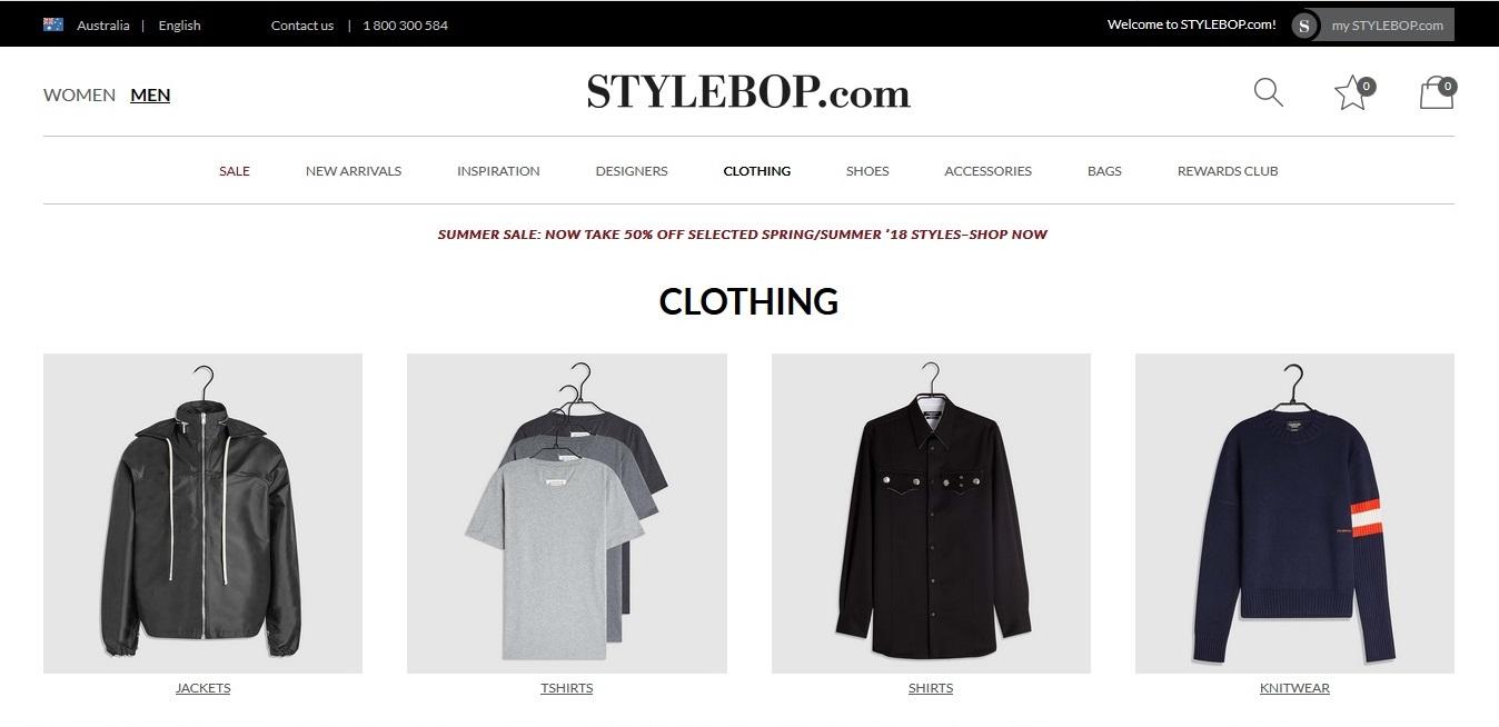 Stylebop Men