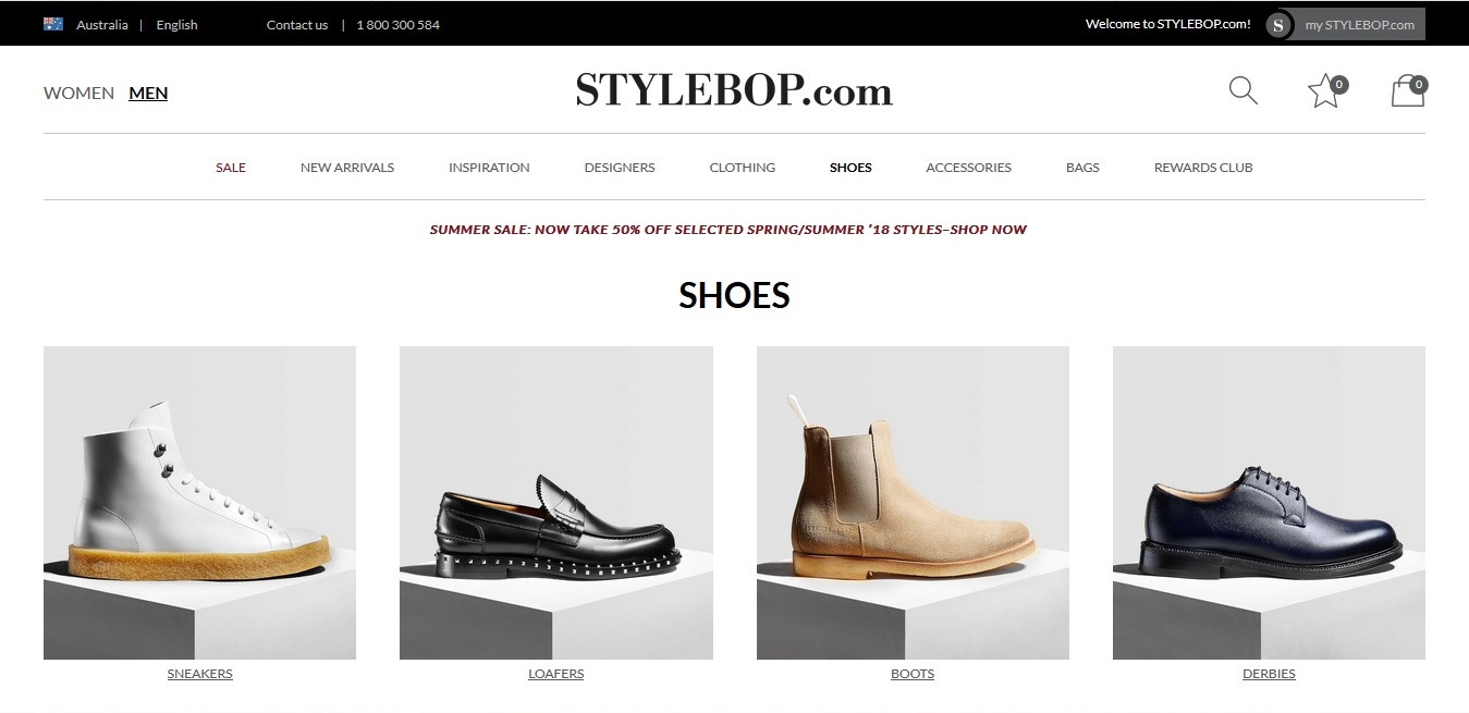 Stylebop Men Shoes