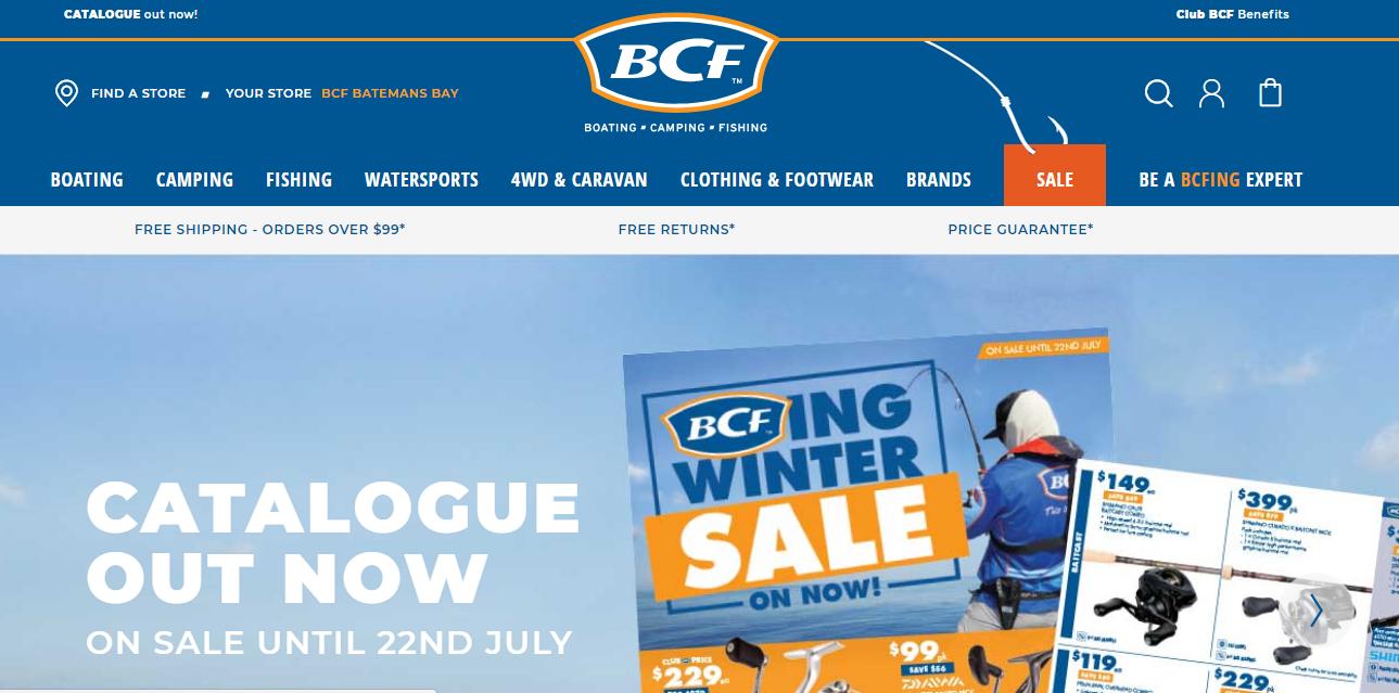 BCF Catalogue