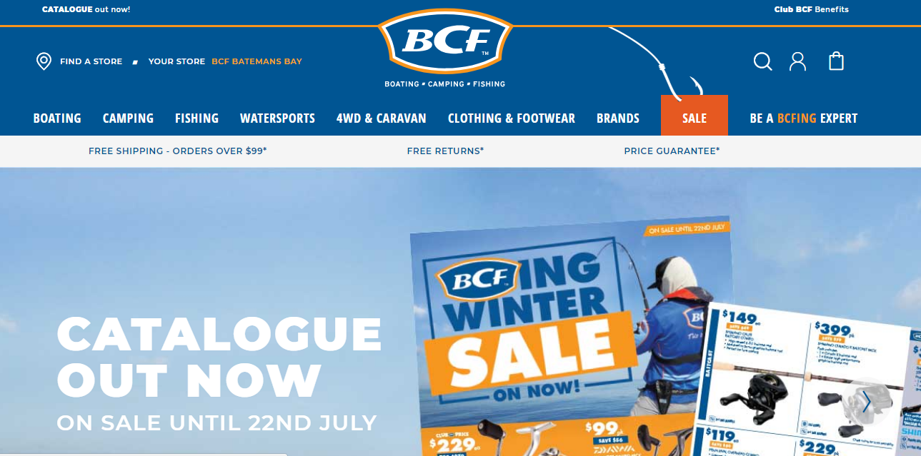 BCF Catalogue