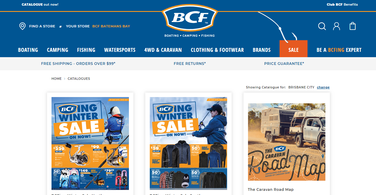 BCF Promotion