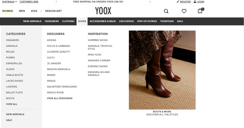 Yoox Shoes