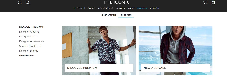 The Iconic Premium