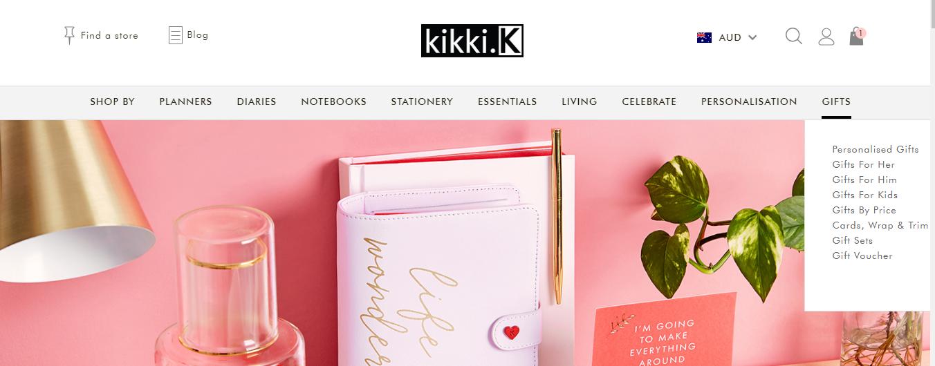 Kikki K Gifts