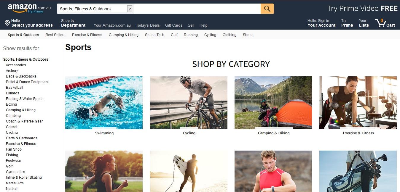 Amazon Sport