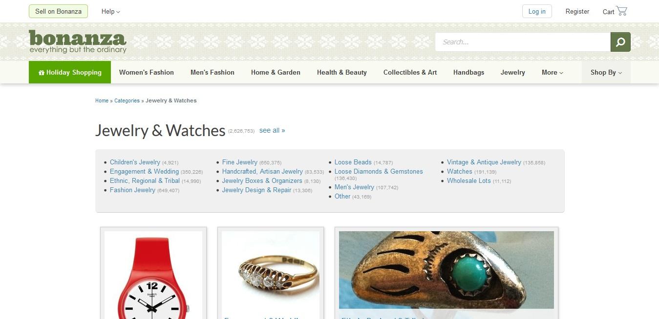 Bonanza Jewelry