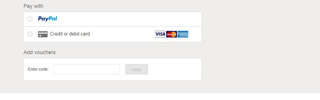 eBay Australia Payment