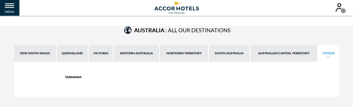 Accor Hotels Other Locations