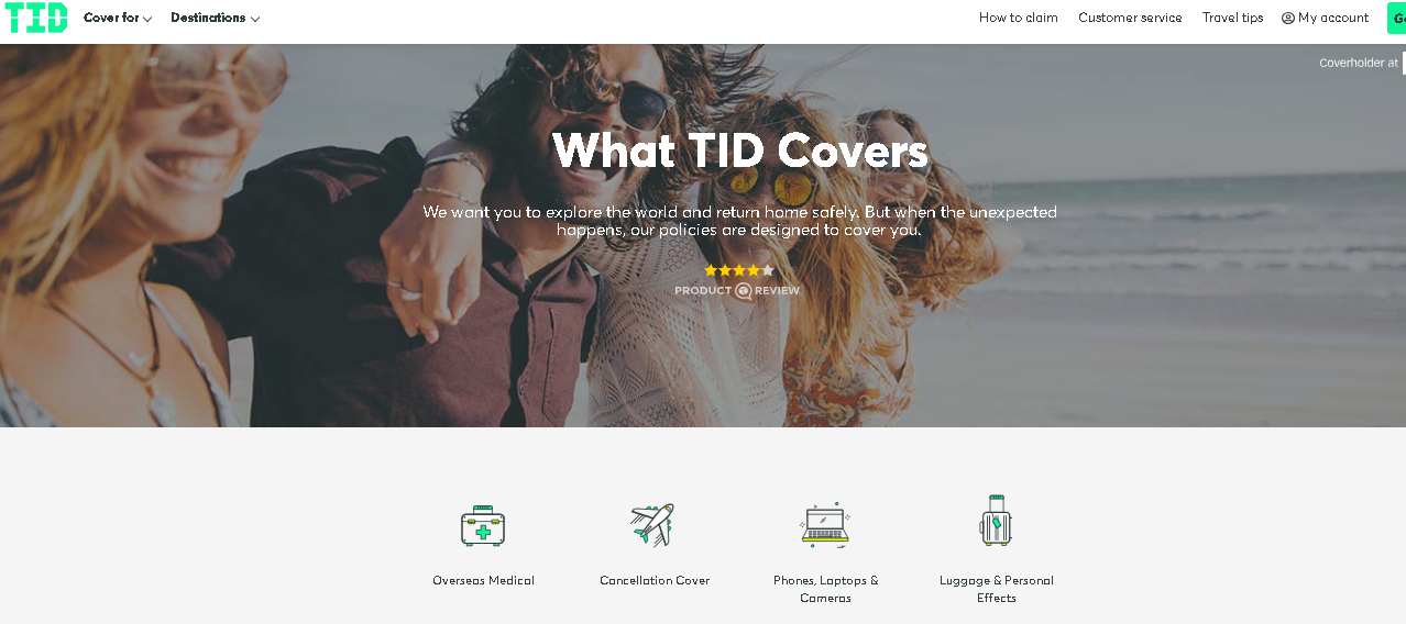 Travel Insurance Direct Coverage