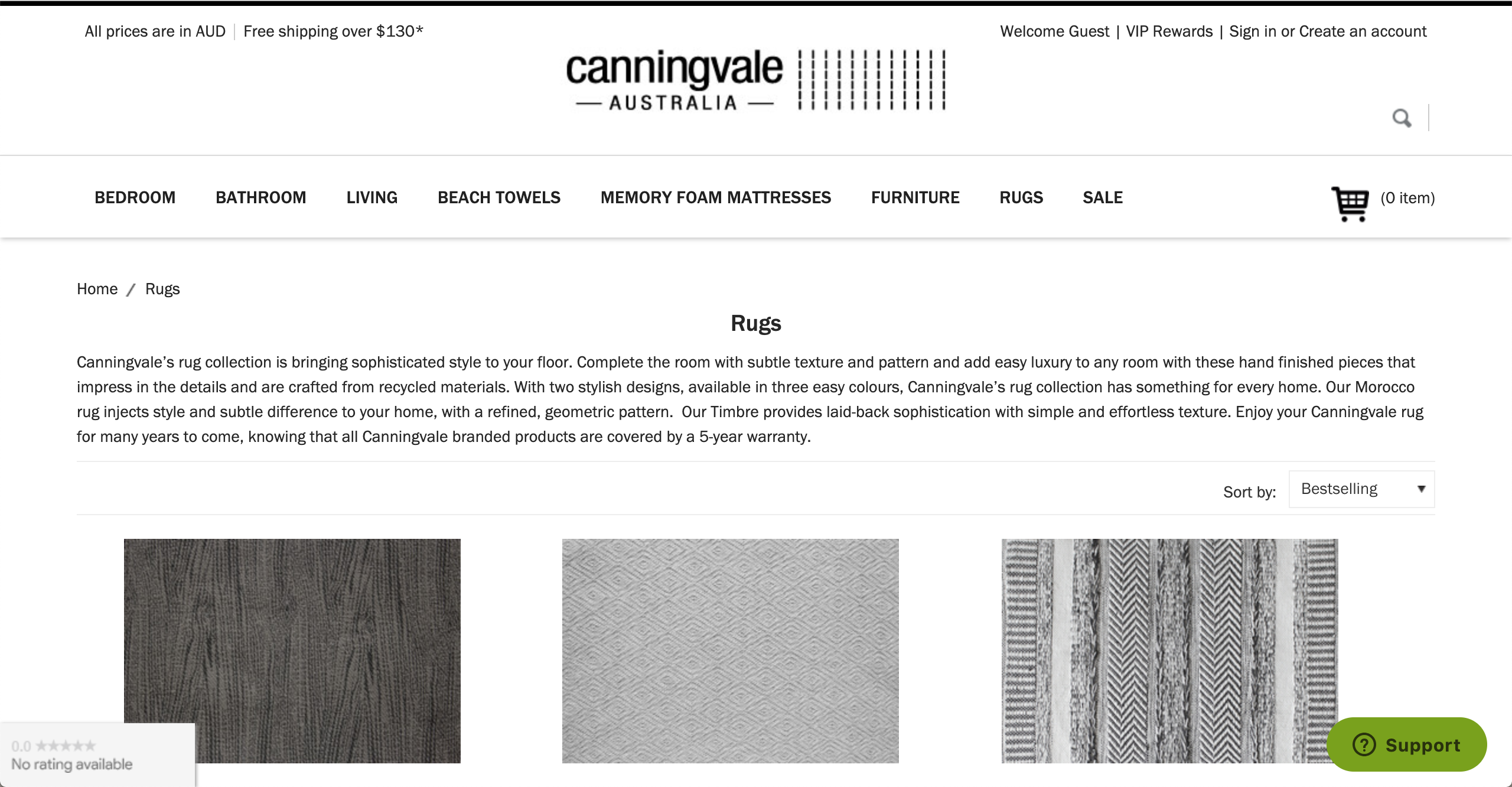 Canningvale Rugs