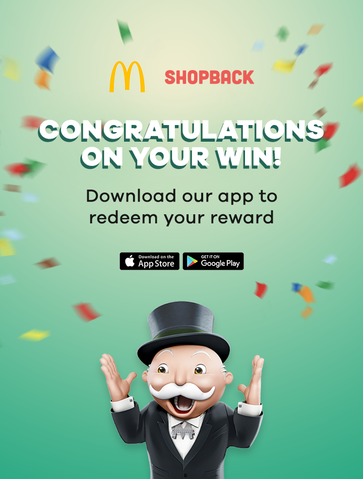 McDonalds Reward Redemption