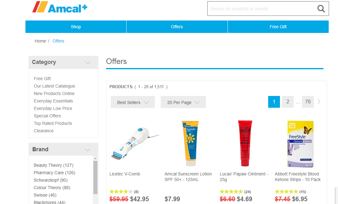 Amcal Discount