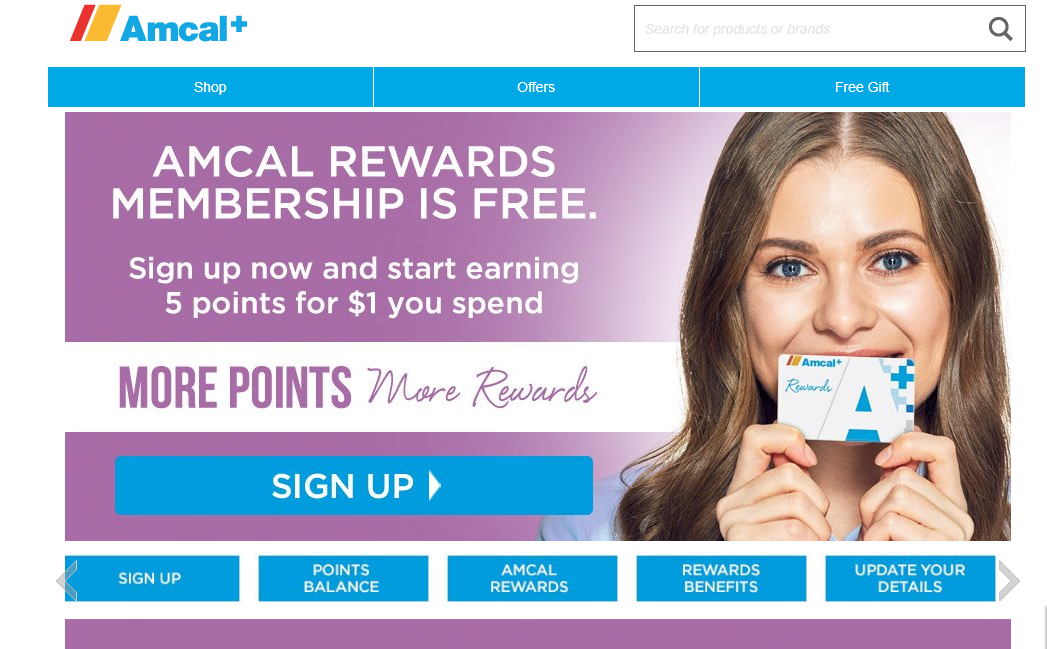 Amcal Rewards