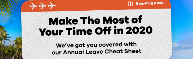 Annual Leave Cheat Sheet