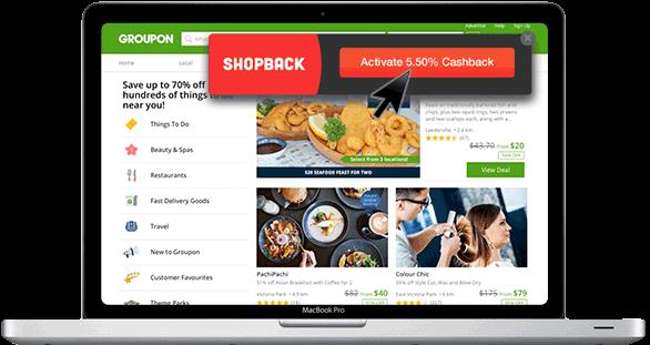 ShopBack Cashback Buddy - Cashback Notifier