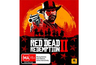 Red Dead Redemption II for $64 Delivered