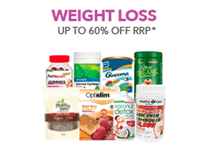 Up to 60% off Weight Loss